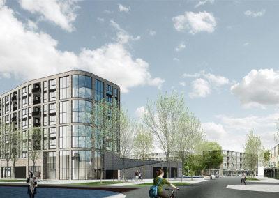51 Appartementen Rotterdam Asterlo