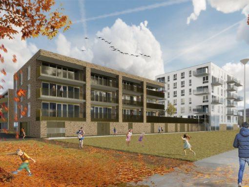 45 Appartementen Utrecht Terwijde Parkblok