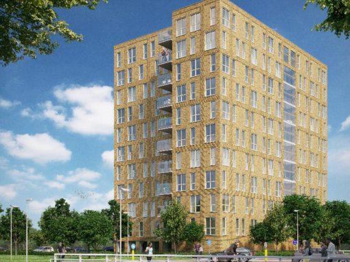 59 Appartementen Haarlem Pim Mulier