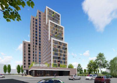 88 Appartementen Amstelveen Bankrashof