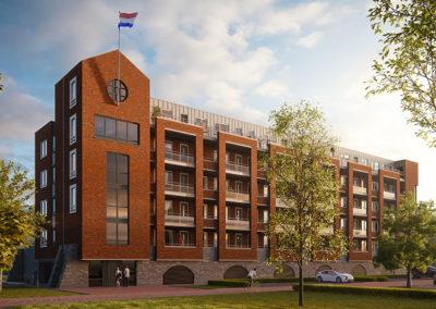 30 Appartementen Gorinchem Kijkuit