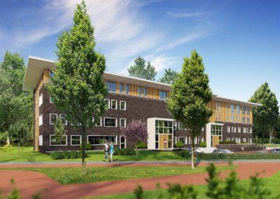 24 appartementen Heemskerk Paviljoen