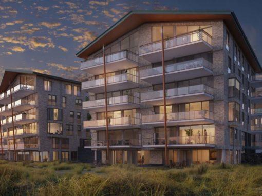 36 Appartementen Katwijk La vie en rose