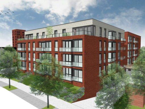 164 Appartementen en 6 woningen Weert Werthaboulevard fase 1