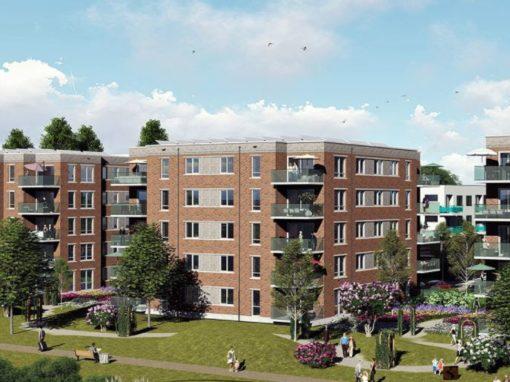 70 Appartementen Vlaardingen Claudius Civilislaan