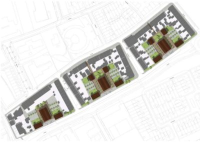 33 Appartementen en 17 woningen Venray Zuidsingel