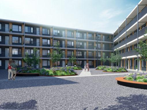 70 Appartementen Roermond 't Bastion
