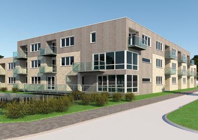 29 Appartementen Hoorn Jac Bloemhof
