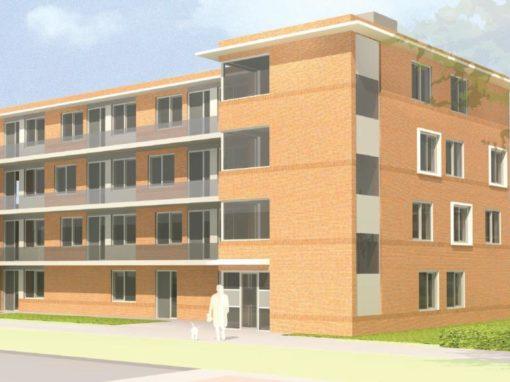 14 en 22 Appartementen Schoonhoven Blok 10