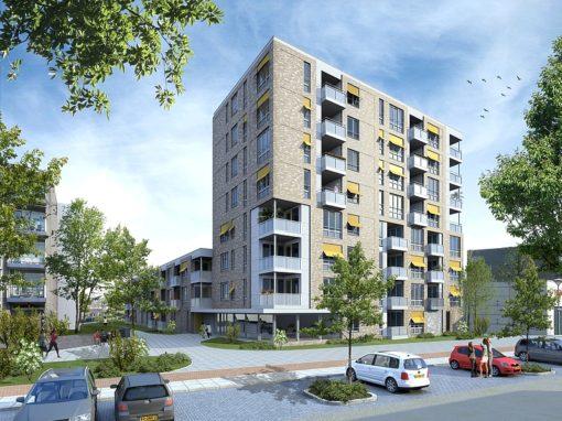 45 Appartementen Blerick Oude Staay