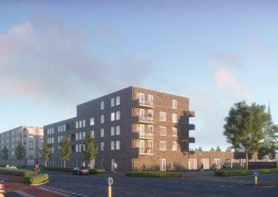 114 Appartementen Sittard Odasingel