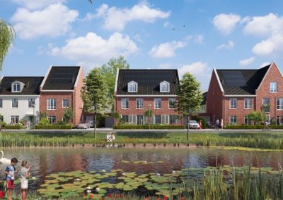 18 Woningen Haarlem Vijverpark