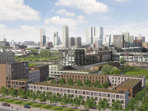 20 Appartementen Rotterdam Machinistenhof