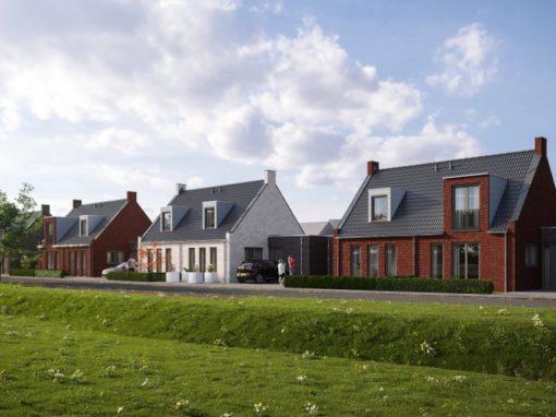 40 woningen de Afhang Horst