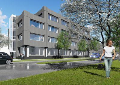 39 Appartementen Lelystad De Waagh
