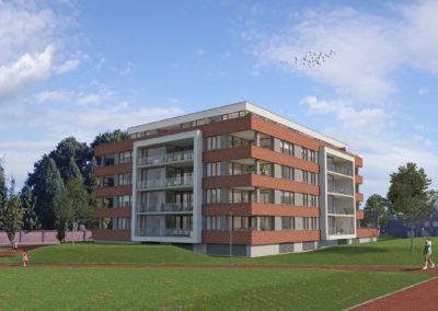 27 appartementen Hof van Panningen