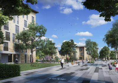 58 appartementen Vredeoord Eindhoven