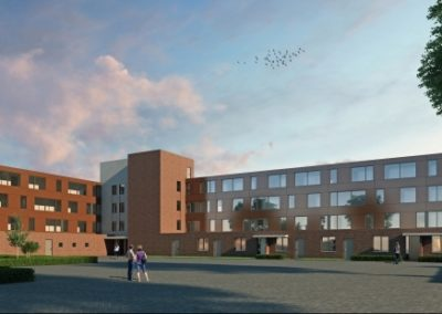 43 Appartementen Horst Bakenshof