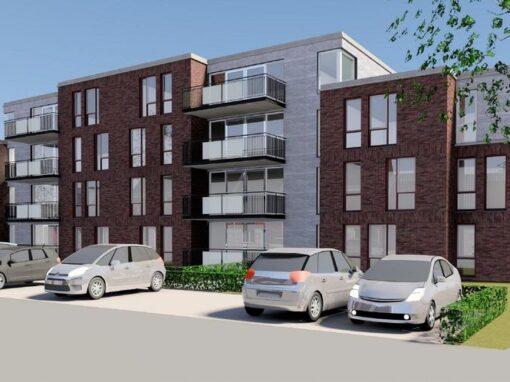 29 appartementen + 21 woningen, Gemert, DM/DD