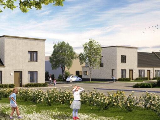 27 woningen, Kerkrade, Gladiolenstraat