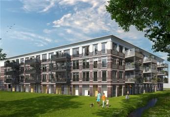 48 appartementen, Weesp, Weespersluis