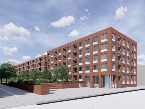 416 appartementen, Utrecht, Heycoplocatie
