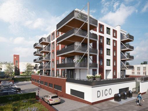 25 appartementen, Uden, Land van Dico