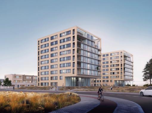 100 appartementen, Zandvoort, Santfort