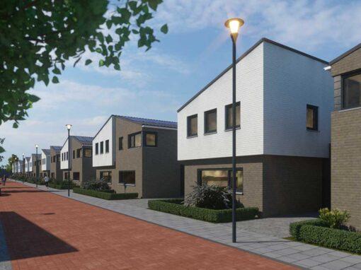 44 woningen, Roermond, BP Parkwijk