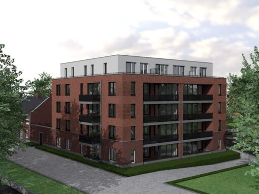 19 appartementen, Roermond, Lindanussingel Zuid