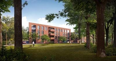 40 appartementen, Venlo, Manresa