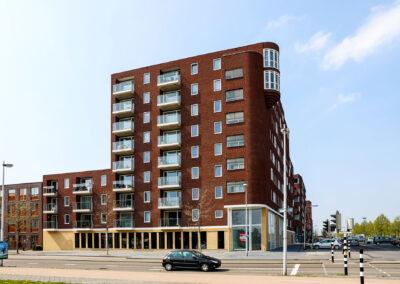 62 appartementen, Utrecht, Rijnsche Maan Blok B