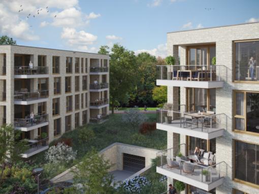 100 appartementen, Etten-Leur, Couperuspark