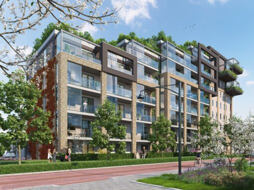 67 appartementen, Heerhugowaard, De Groene Trede
