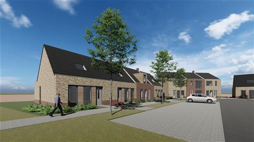 11 wonigen, Siebengewald, Nieuweweg