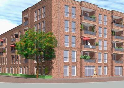 125 appartementen, Amsterdam, Kolenkitbuurt