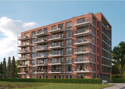 49 appartementen, Zoetermeer, 'Willem Dreeslaan'
