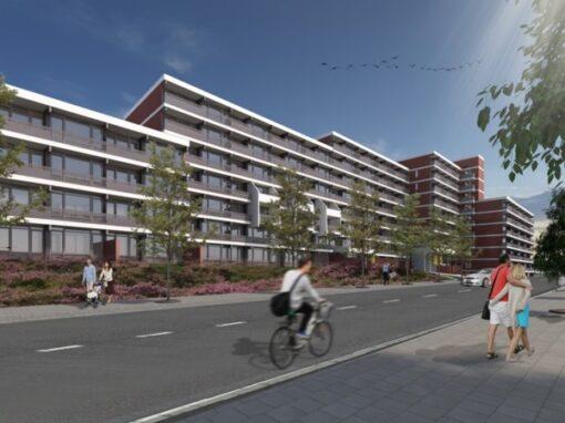 121 appartementen, Hoensbroek, 'Op den Theulder'